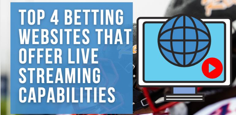 streaming betting sites
